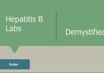 Interpreting Hep B Labs | eLearning Module